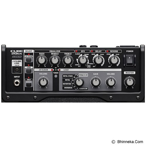 ROLAND Guitar Amplifier [CUBE-20GX] - Gitar Amplifier